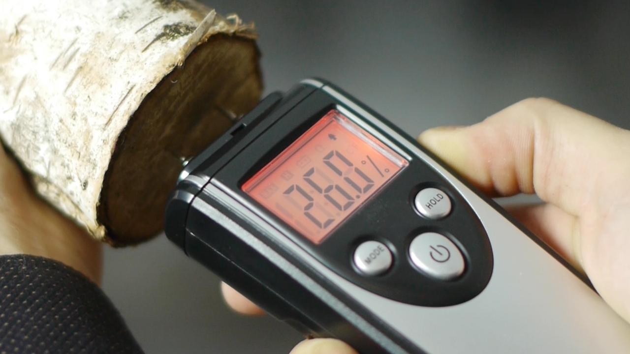 Wood And Building Material Moisture Meter Hansa